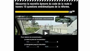 Code De La Route Question : une faute dans le nouveau test du code de la route ~ Medecine-chirurgie-esthetiques.com Avis de Voitures