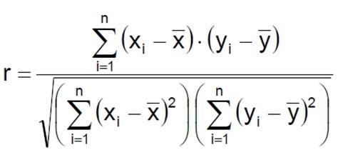 korrelationskoeffizient statistik grundlagen