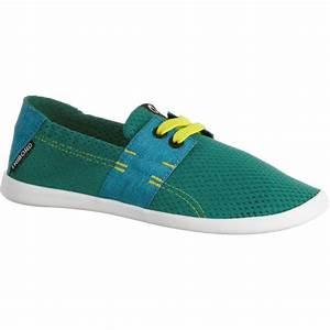 Chaussure De Plage Decathlon : chaussure de plage junior areeta jr vert lime decathlon ~ Melissatoandfro.com Idées de Décoration