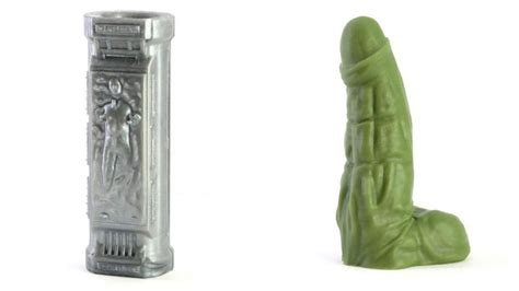 Embrace The Dark Side With These Star Wars Themed Sex Toys