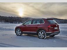 Volkswagen Tiguan 2016 nouvelle vidéo sur la neige L'argus