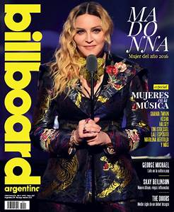BILLBOARD - MAGAZINE ARGENTINA JANUARY 2017