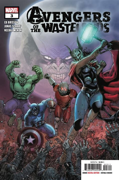 avengers comic marvel wastelands comics books wasteland march spider 11th hellions aipt