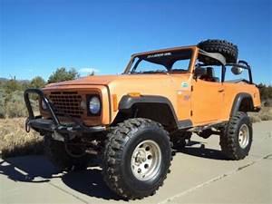 Buy Used 1972 Jeep Jeepster Commando Bullnose Rock Crawler