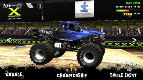 monster truck game videos monster truck destruction review pc softpedia