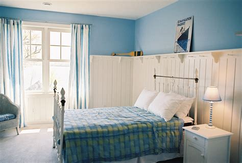 Bedroom : 16 Beautiful Examples Of Light Blue Walls In A Bedroom