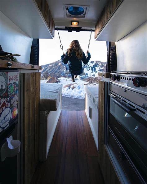 Vanlife Wanderlust Camper On Instagram Swinging In