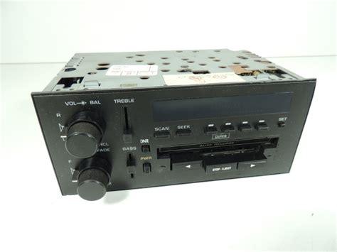delco am fm cassette car stereo player wiring diagram