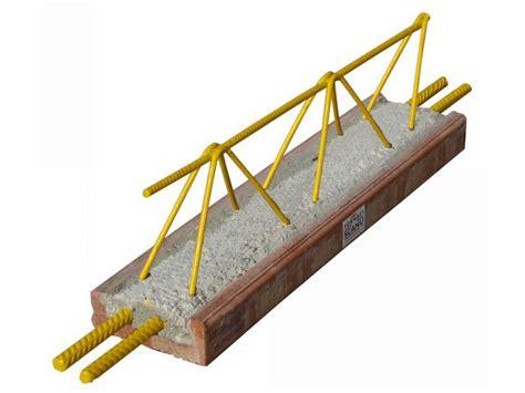 travetti tralicciati travetto tralicciato per solaio in cemento armato travetto