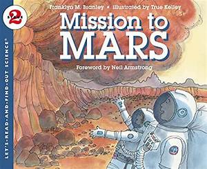 Save 27%! - Mission to Mars (Let's-Read-and-Find-Out ...