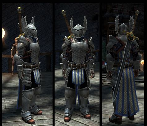 warrior regalia weisshaupt dragon age templar armour da2 armor skyrim mods mod heavy temp ii loverslab index wikia request adult