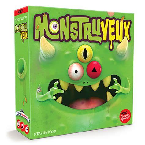 jeu monstruyeux jouet achat de jeux et jouets à