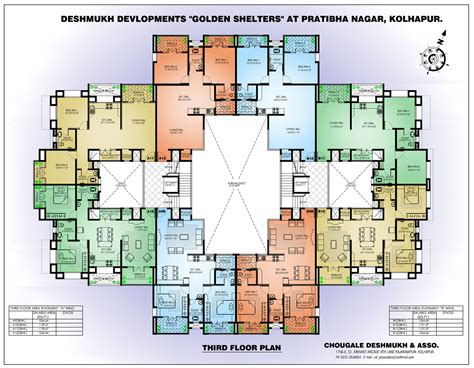building plans inspirations small apartment building floor plans