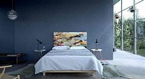Einrichtungsideen Für Schlafzimmer : schlafzimmer einrichtungsideen originelle kopfteile f r ihr bett ~ Sanjose-hotels-ca.com Haus und Dekorationen