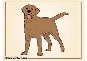 Dog Illustration - Download Free Vector Art, Stock ...