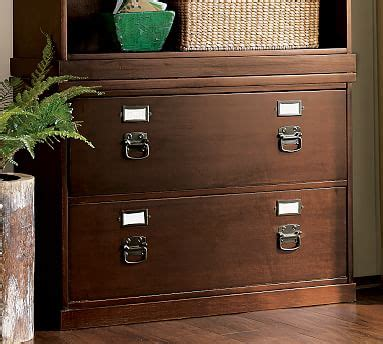 Pottery Barn File Cabinets by Bedford 2 Drawer Lateral File Cabinet Pottery Barn