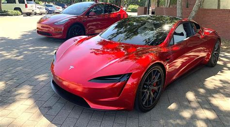 Tesla Roadster production car will exceed insane prototype ...