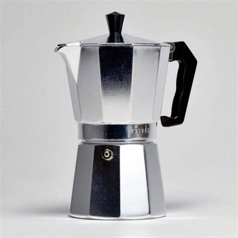 Then, we discovered the best stovetop espresso coffee machines in the market where we put them together after digging the internet from the inside out. Aluminum Stovetop Espresso Coffee Maker 6 cup - Primula