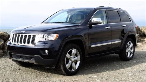 2011 Jeep Grand Cherokee 4x4 Limited Review