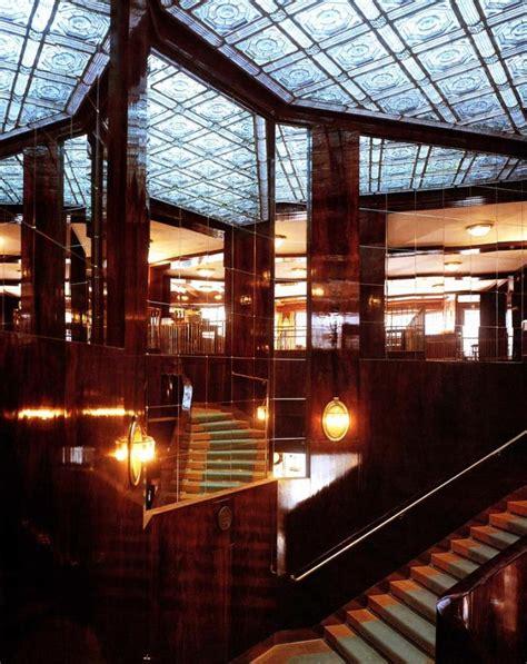 Adolf Loos Interior by Goldman Salatsch Building Looshaus 1910 Vienna