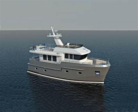 bering yachts  power motoryacht