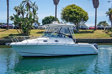 Robalo Boats For Sale San Diego by 30 Ft 2008 Robalo R305 Walkaround Kusler Yachts San