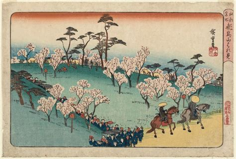 sakura week  les estampes japonaises aux couleurs des
