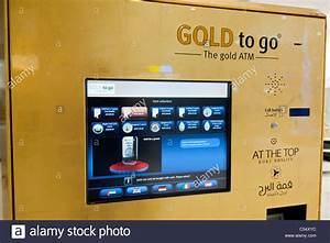 Gold To Go : gold to go vending machine in burj khalifa in dubai united arab stock photo royalty free image ~ Orissabook.com Haus und Dekorationen