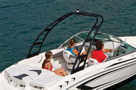 Velocity Boat Tower 2018 chaparral boats 21 builder