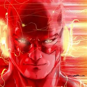 Awesome Flash DC Comics Backgrounds