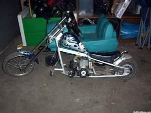 49cc Mini Chopper Engine