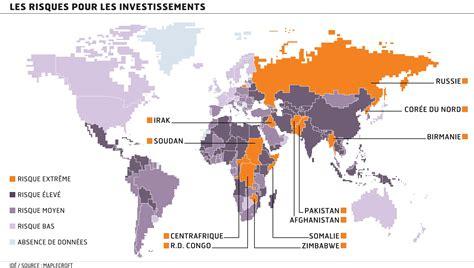 la russie class 233 e au dixi 232 me rang des pays les plus dangereux pour les investisseurs
