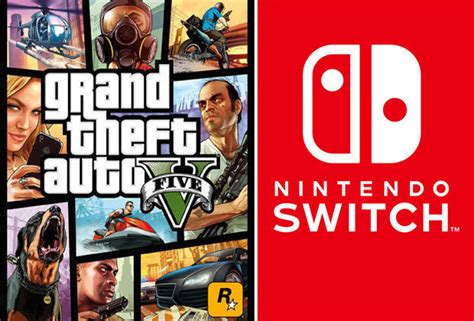 Is GTA 5 coming to Nintendo Switch? Rockstar release date ...