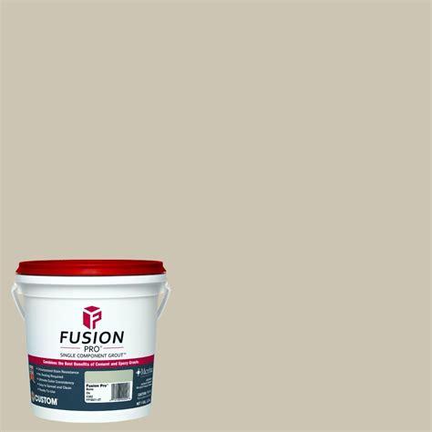 fusion pro grout colors custom building products fusion pro 382 bone 1 qt single