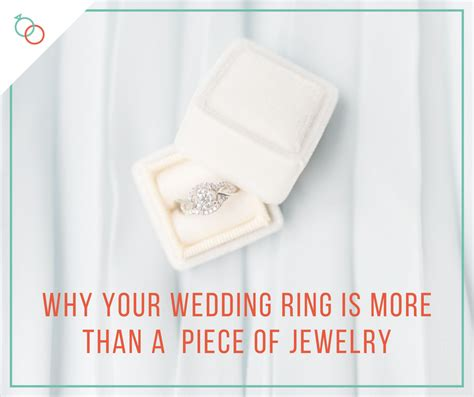 wedding rings more than a piece of jewelry freshly married