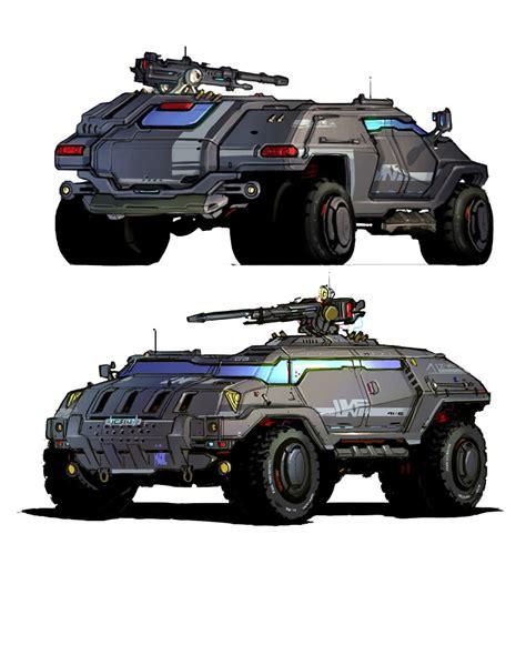 concept off road truck vehicle design