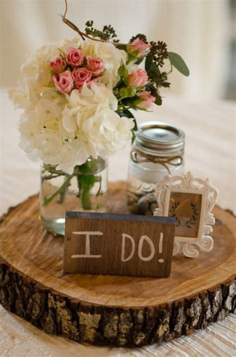 958 Best Rustic Wedding Centerpieces Images On Pinterest