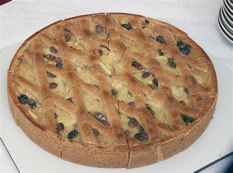 Altwiener Apfelkuchen Mit Gitter Von Snofi Chefkochde