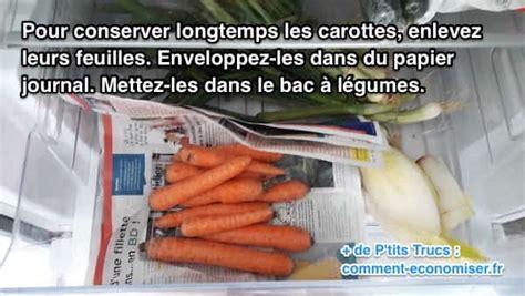 l astuce de ma grand m 232 re pour conserver les carottes plus longtemps