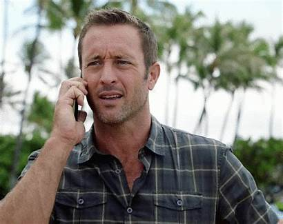 Alex Loughlin Hawaii Intense Steve Five Actor