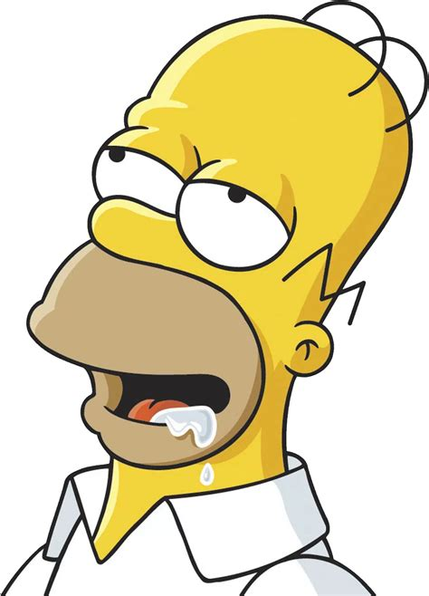Homer Simpson PNG