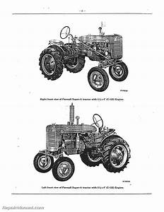 Ga 2715  Farmall 12 Volt Wiring Diagram On Farmall Super