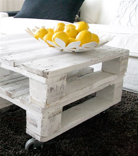 Top10 Diy Ideas For Pallet Coffee Tables