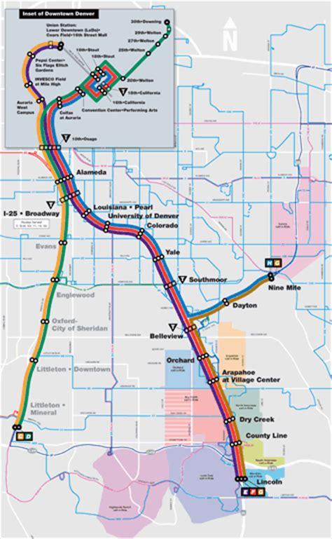 light rail map denver denver sacramento san francisco light rail continues