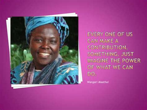 wangari maathai quotes image quotes  relatablycom