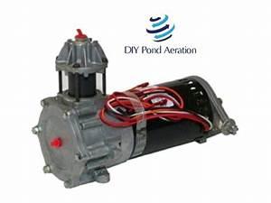 New Thomas Refrigerant Recovery Compressor  Vortex  220v
