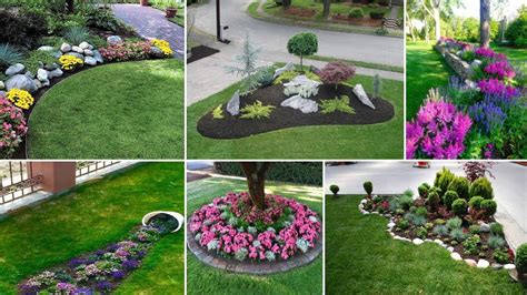 40 Awesome And Cheap Landscaping Ideas Youtube
