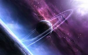 Planets With Asteroid Rings Wallpapers HD / Desktop and ...