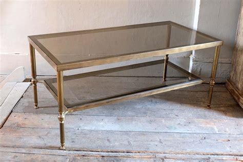 two tier glass coffee table furniture glass side tables ebay 3 tier glass coffee