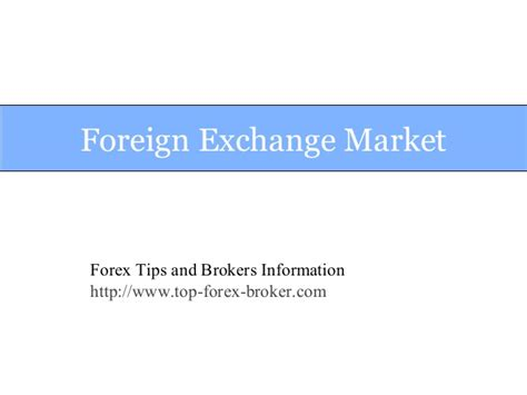 foreign currency trading brokerage foreign exchange market forex